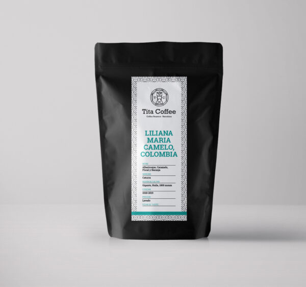 Liliana Camelo Coffee