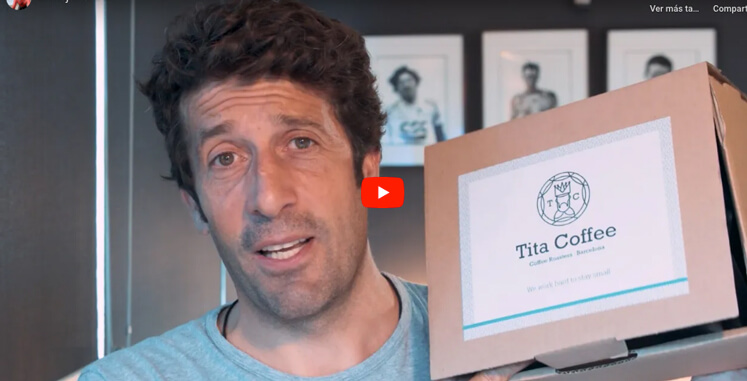 The best coffee for Juan Antonio Flecha